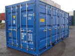 Shipping Container Open Sides - ceuu2795115-exterior