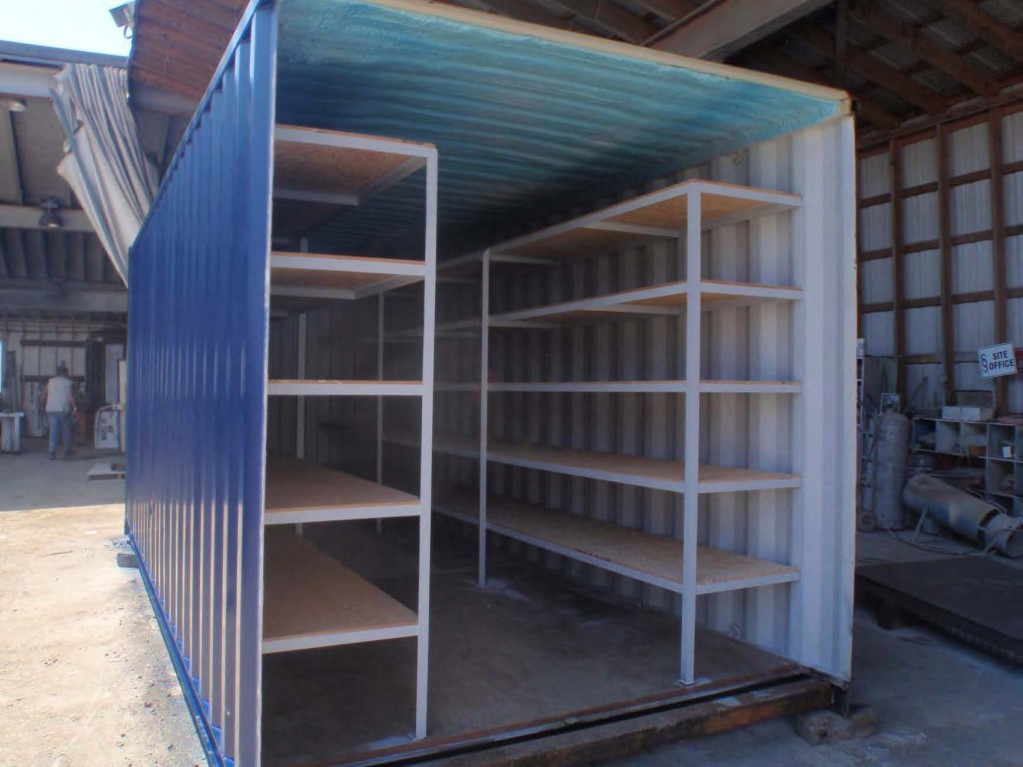Steel Fabrication And Container Modifications Insta